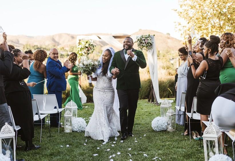 organize a wedding step by step