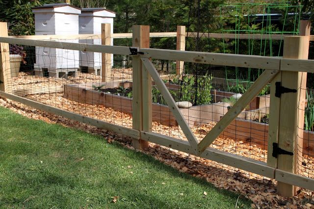 Are you finding the easy way to build the perfect garden fence?