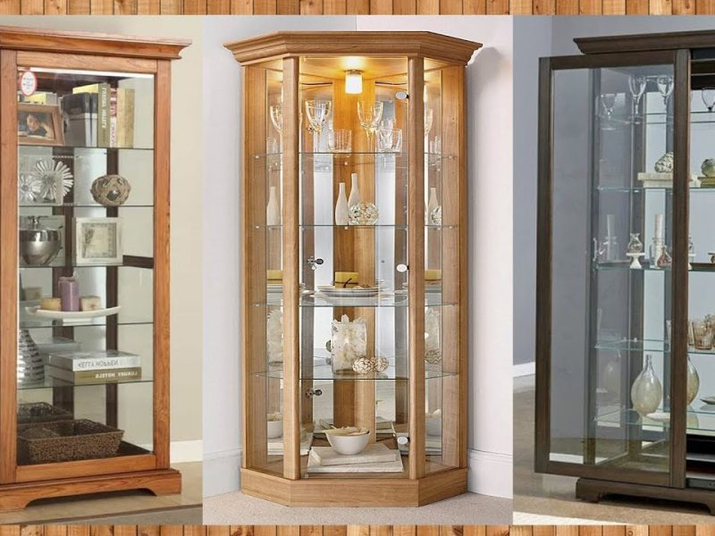 The latest guidelines about diy curio cabinet