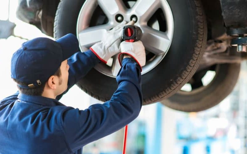 THE BEST TYRE REPLACEMENT SERVICES IN SINGAPORE
