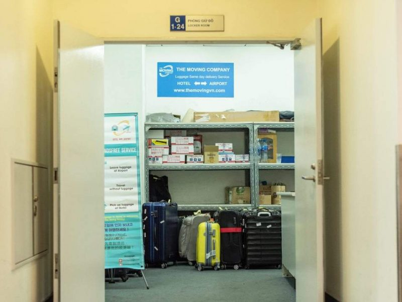 Luggage storage service – things to know