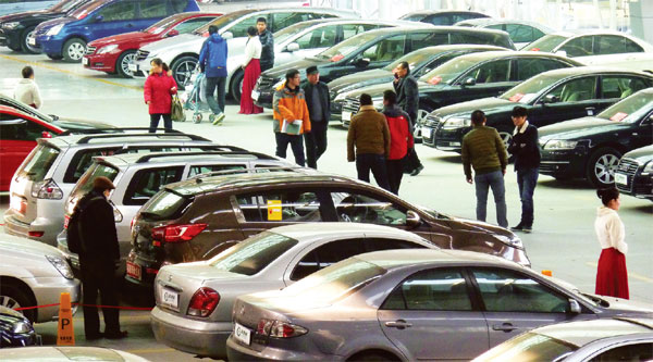 Benefits of used car insurance