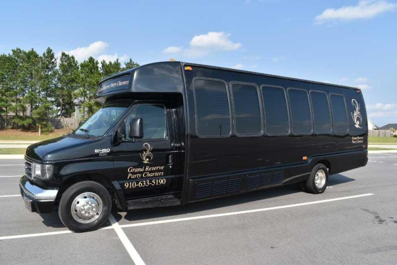Why Party Buses Are Popular