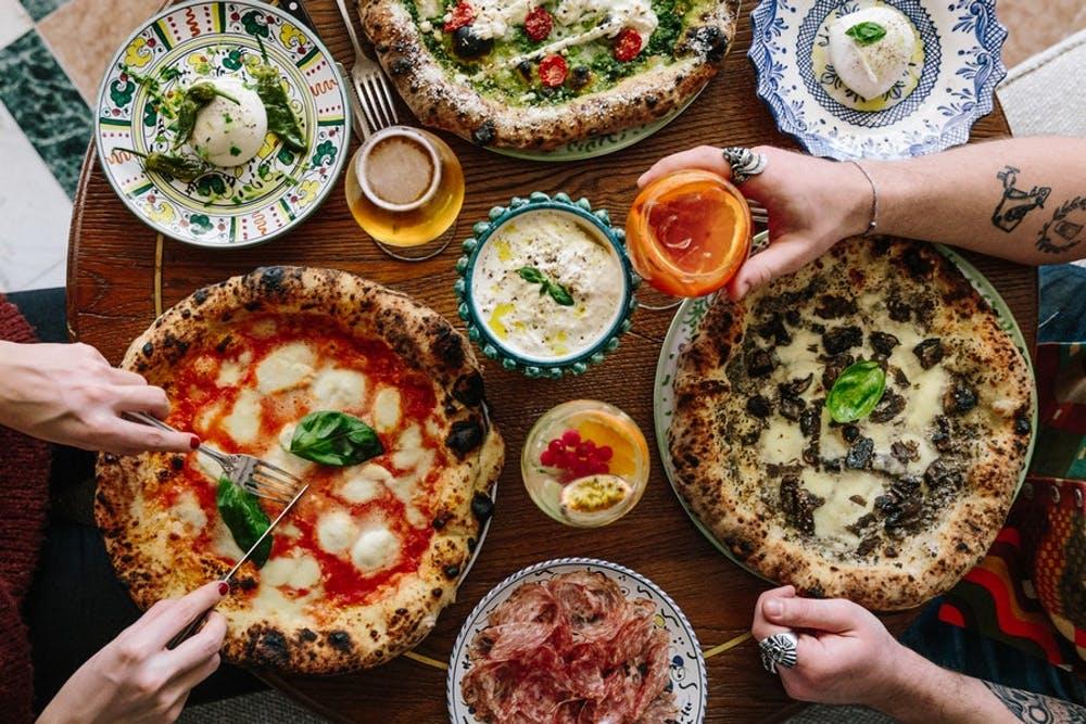 italian restaurant Derby